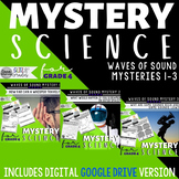 Mystery Science 4th Grade Sound Waves and Wavelength BUNDL