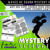 Mystery Science 4th Grade Waves of Sound | Mystery 3 Sound