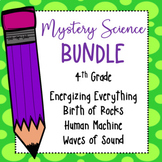 Mystery Science Bundle, 4th Grade FULL YEAR with 18 Quick