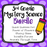 Mystery Science FULL YEAR Video Quiz Bundle! Google Forms