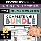 Mystery Science | Grade 3 | Complete Unit Bundle | Animals