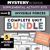 Mystery Science | Grade 3 | Complete Unit Bundle | Invisib