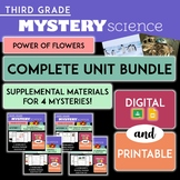 Mystery Science | Grade 3 | Complete Unit Bundle | Power of Flowers | Digital