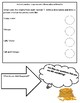 Mystery Science Note taking Guide for Chemical Magic, Mystery 1