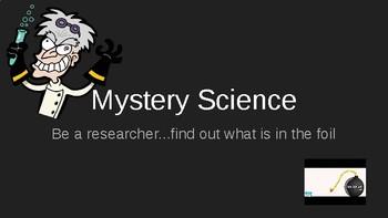 Mystery Science-Owl Pellets