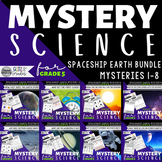 Mystery Science 5th Grade Space Unit BUNDLE | Spaceship Earth | Mysteries 1-8