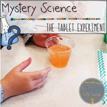 Mystery Science Tablet Experiment