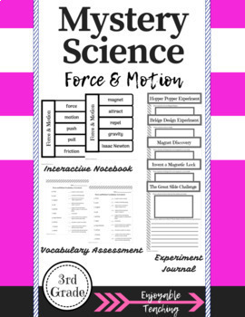 Mystery Science for Force & Motion