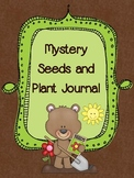 Mystery Seeds and Plant Journals - Planting Seeds in a Primary Classroom