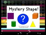 Mystery Shape - SMARTBoard activity