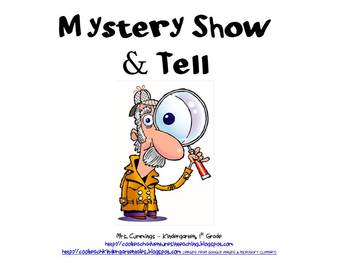 Mystery Show & Tell