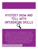 Mystery Show and Tell with Inferencing Skills