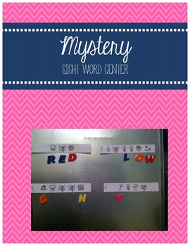 Mystery Sight Word