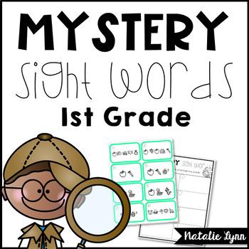 Sight Word Center 1st Grade