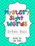Mystery Sight Words - Pre-Primer