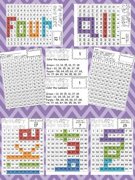 Mystery Sight Words - Primer