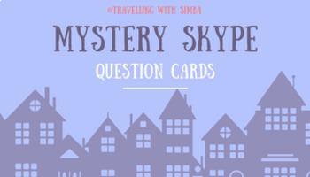 Mystery Skype.