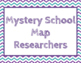 Mystery Skype Resource Pack - Student Jobs, Handouts and Reflections