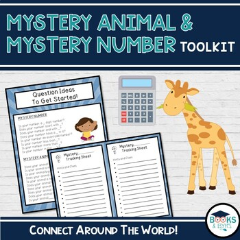 Mystery Skype: Animal & Number