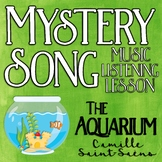 Mystery Song Music Listening: Aquarium