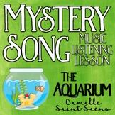 Mystery Song Music Listening: Aquarium