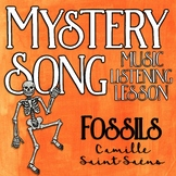 Mystery Song Music Listening: Fossils