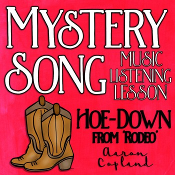 Mystery Song Music Listening: Hoe-Down