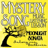 Mystery Song Music Listening: Moonlight Sonata