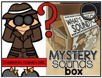 Mystery Sounds Box