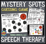 Mystery Spots: A Guessing Game for Speech Therapy