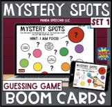 Mystery Spots Set 1: BOOM Cards A Guessing Game