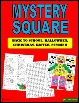 Mystery Square