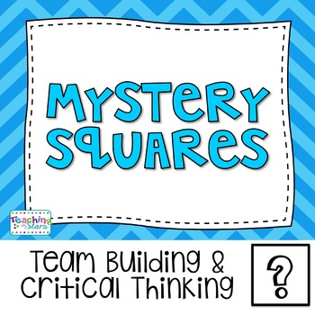 Mystery Squares Puzzles
