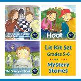 Mystery Stories Lit Kit Set - BUNDLE Gr. 5-6