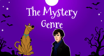 Mystery Story & Fish in a Tree Unit Bundle