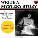 Write a Mystery Story - Harris Burdick Inspired - DIGITAL and PRINTABLE