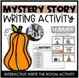 Mystery Story Writing Activity