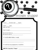 Mystery Student