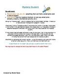 Mystery Student - Behavior Management System