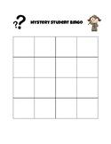 Mystery Student Bingo