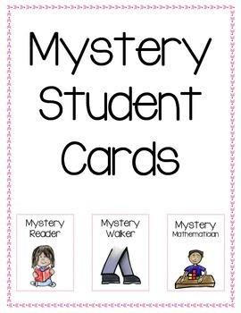 Mystery Student Bundle