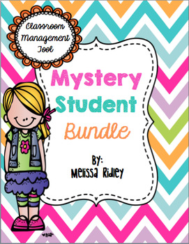 Mystery Student Classroom Management Tool