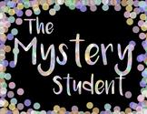 Mystery Student - FREEBIE