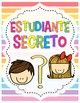 Mystery Student Posters-French, Spanish, English