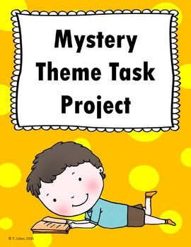 Mystery Theme Task Project