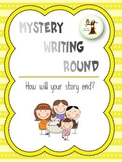 Mystery Themed Writing Round