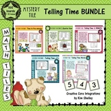 Mystery Tile Telling Time BUNDLE