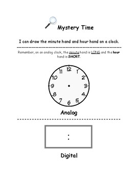 Mystery Time