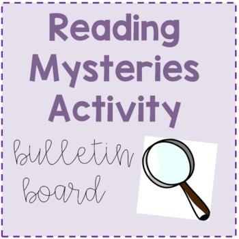 Mystery Unit Activity