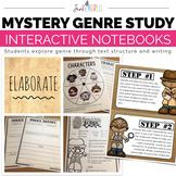Mystery Unit Genre Study